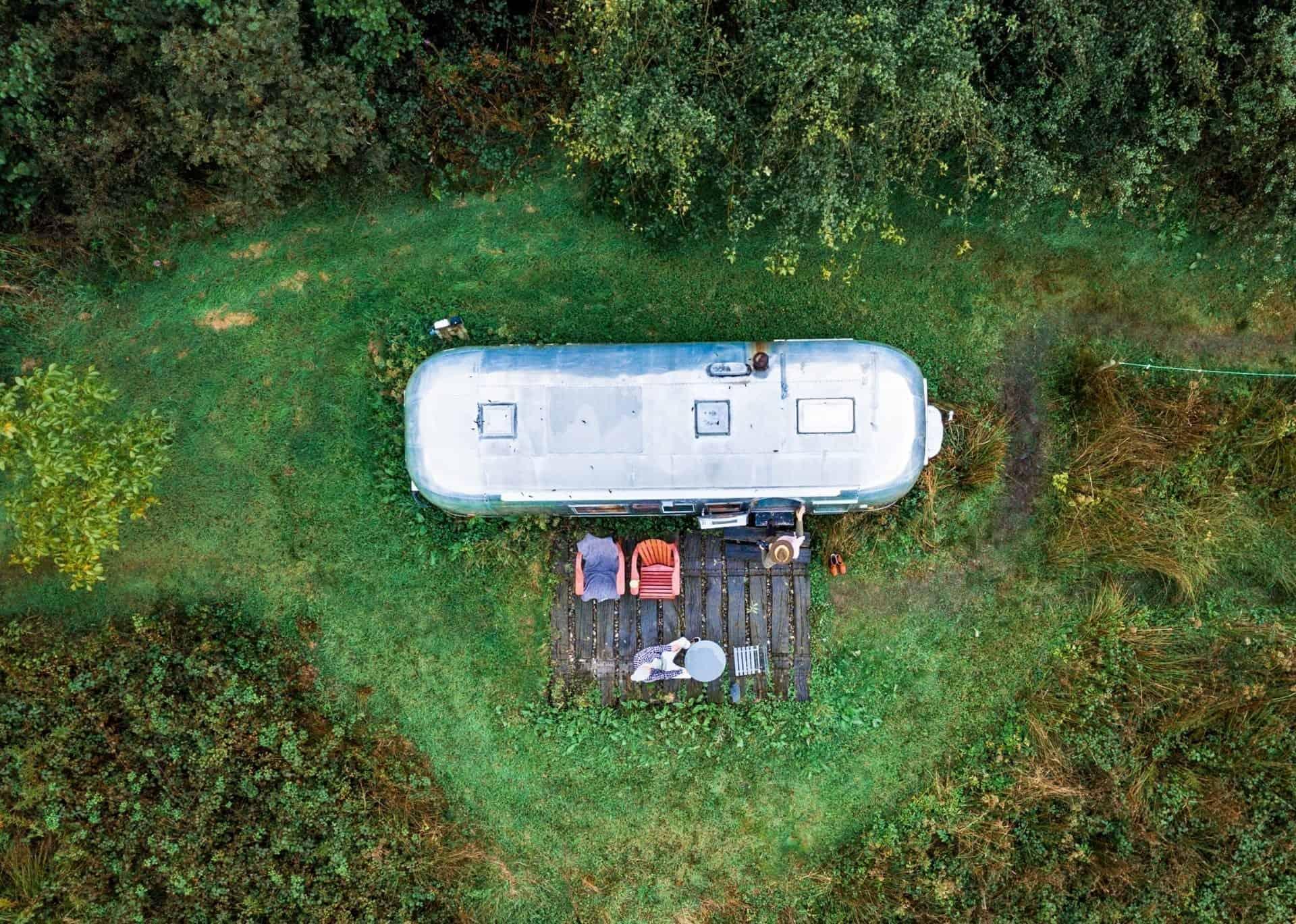 Wales' caravan parks