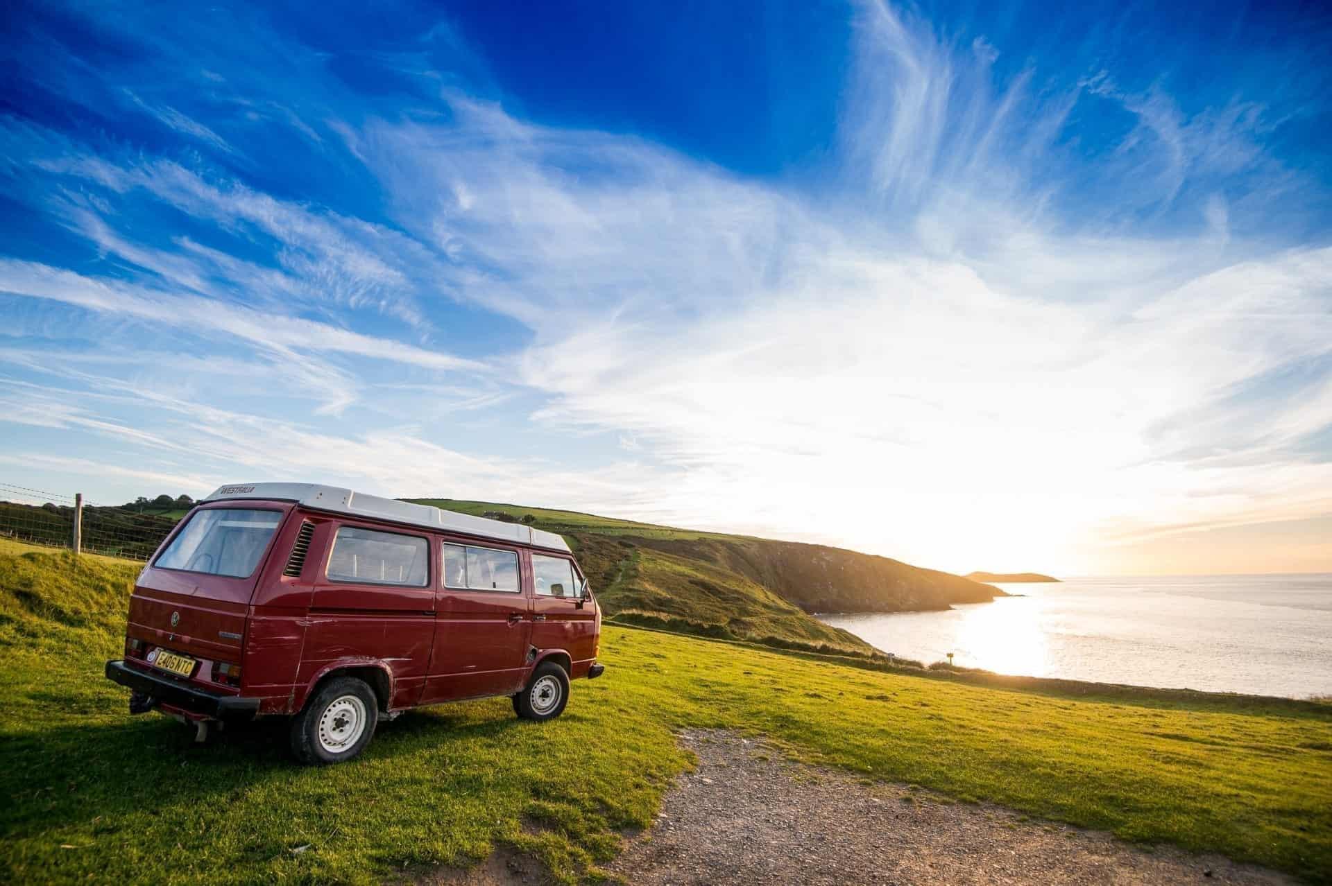 Welsh caravan sites