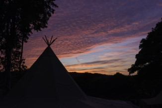 17 Amazing Campsites in Wales Near Beaches - Forest Farm, West Wales