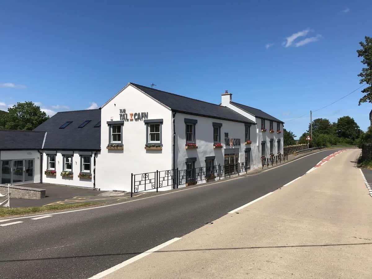The Tal-y-Cafn Pub and Hotel
