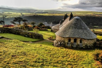 Yurt Huts in Snowdonia