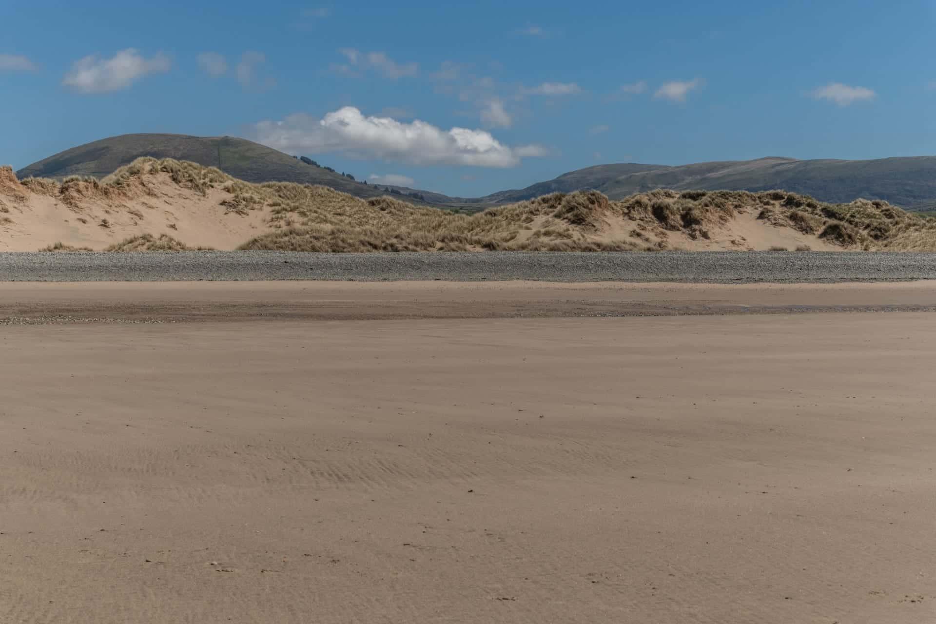 Morfa Dyffryn Nudist beach