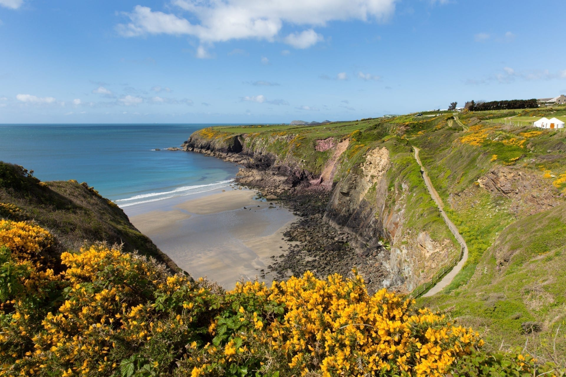 Best Cycling Routes in Wales - Heritage Coast