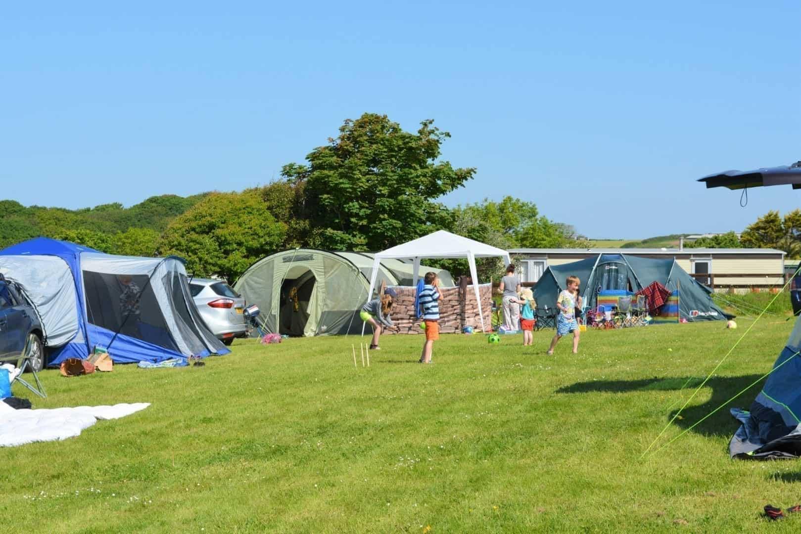 Cardigan Bay camping