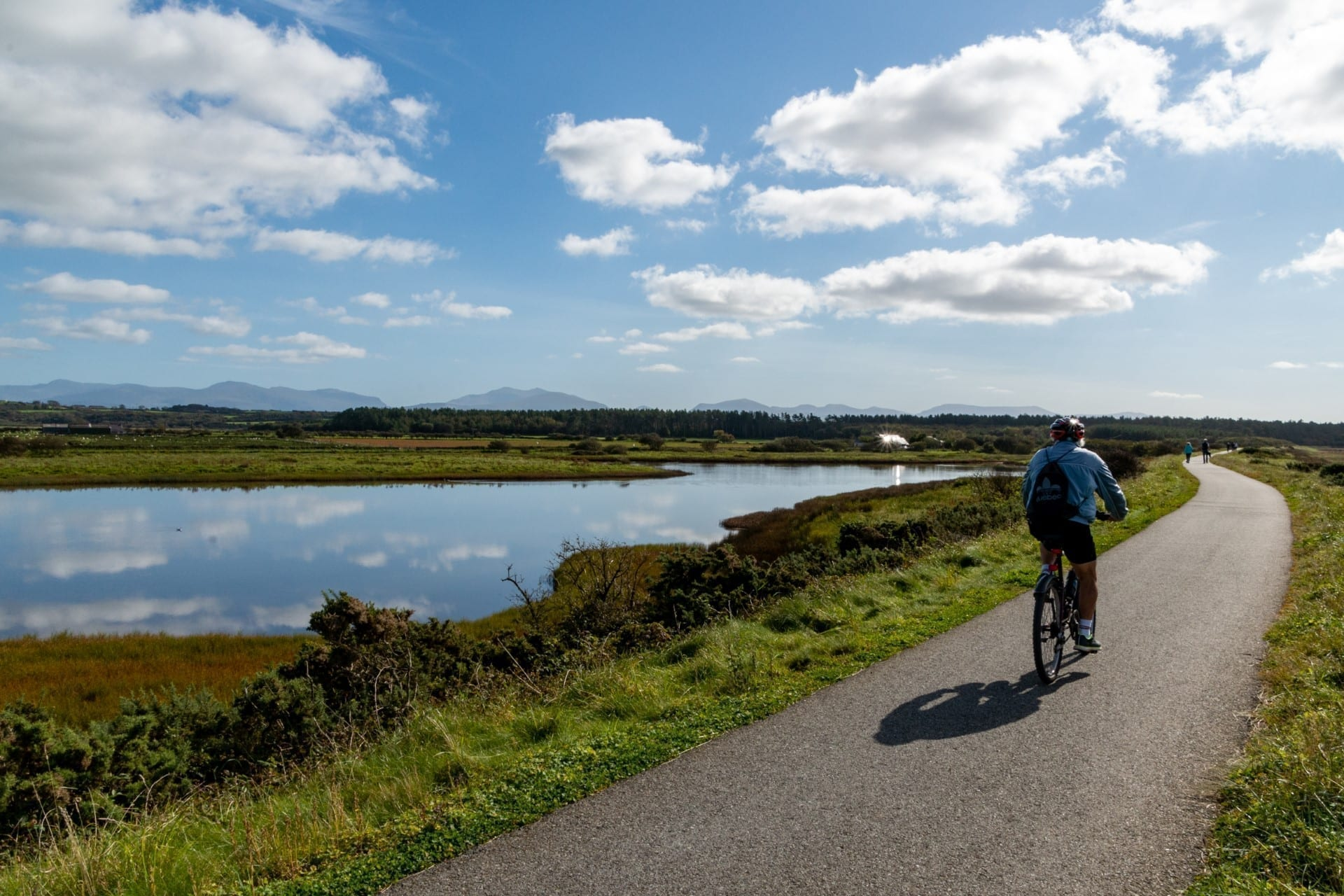 Best Cycling Routes in Wales - Peregrine Path