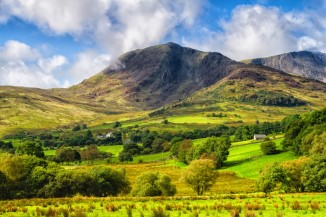 Wales is famous for Snowdonia National Park,